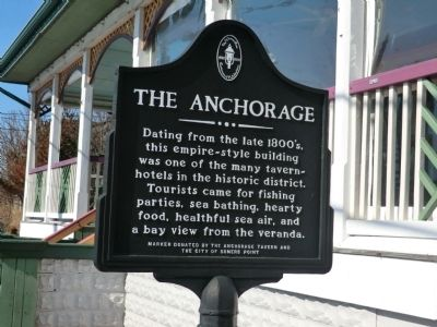 The Anchorage Marker image. Click for full size.