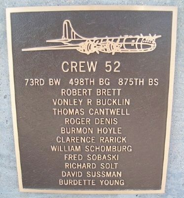 Crew 52 Marker image. Click for full size.
