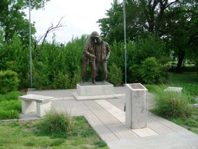 Chaplain (Captain) Emil J. Kapaun Memorial image, Touch for more information