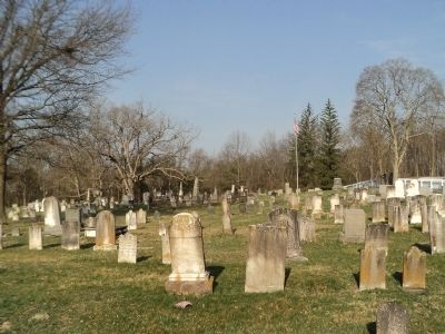 Great Conewago Presbyterian Church Burial Ground image. Click for full size.