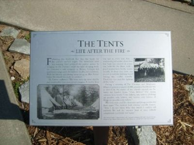 The Tents Marker image. Click for full size.