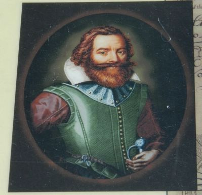 Captain John Smith image. Click for full size.