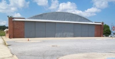 Hangar No. 1 (East Facade) image. Click for full size.