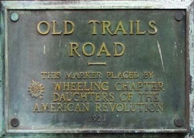 Old Trails Road image. Click for full size.
