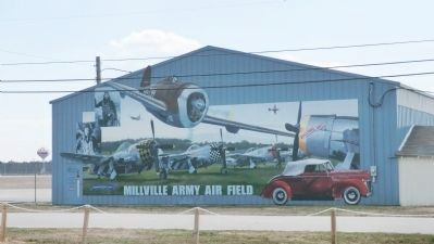 Millville Army Air Field Museum image. Click for full size.