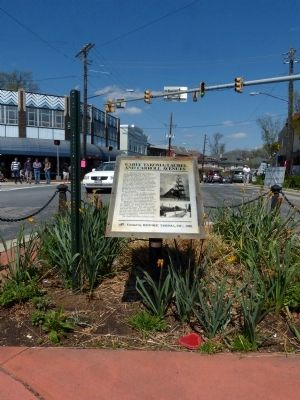 Early Takoma: Marker image. Click for full size.