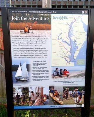 Join the Adventure Marker image. Click for full size.