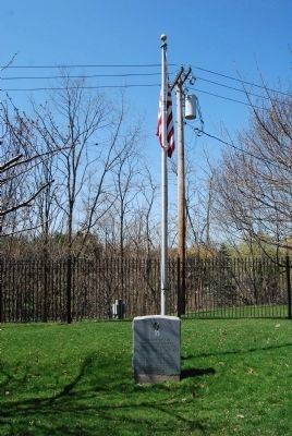 Westfield Civil War Monument image. Click for full size.