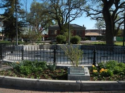 Paso Robles Veterans Memorial Marker image. Click for full size.
