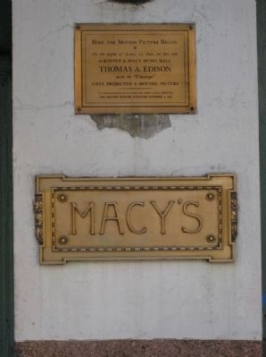With Macy's Sign image. Click for full size.