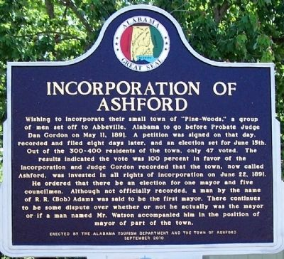 Incorporation of Ashford Marker image. Click for full size.