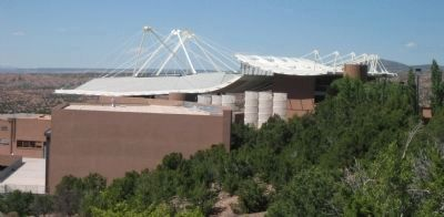 Santa Fe Opera Theatre image. Click for full size.