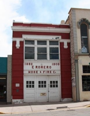 E. Romero Hose & Fire Co. image. Click for full size.