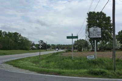 Voice Of America Marker, NC 43 at VOA Site C Road (SR 1212) image. Click for full size.