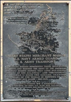 A Plaque that Lies on the Ground in Front of the Marker image. Click for full size.