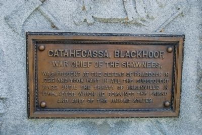 Catahecassa, Blackhoof Marker image. Click for full size.