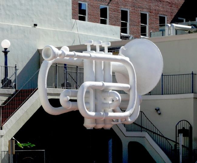 Giant Cornet image. Click for full size.