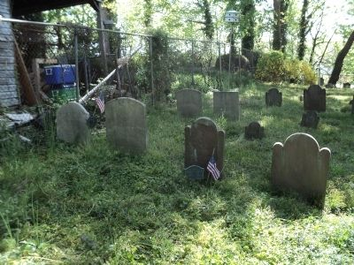 Graves of Robert and Sally Townsend image. Click for full size.
