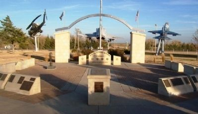 B-29 All Veterans Memorial image. Click for full size.