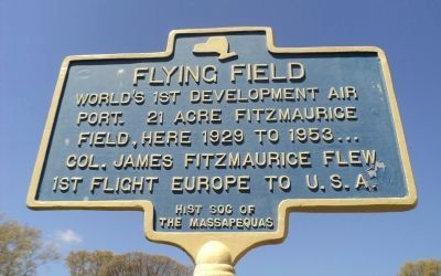 Flying Field Marker image. Click for full size.