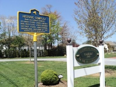 Historic Complex Marker image. Click for full size.