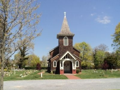 Old Grace Church image. Click for full size.