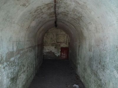 Inside the Main Magazine at Fort Totten image. Click for full size.