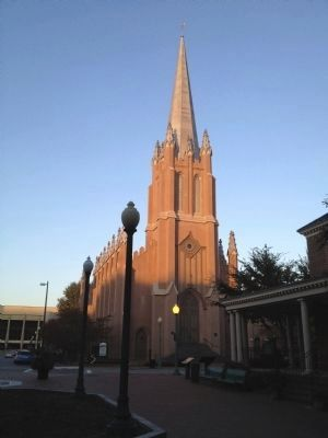 Freemason Street Baptist Church image. Click for full size.