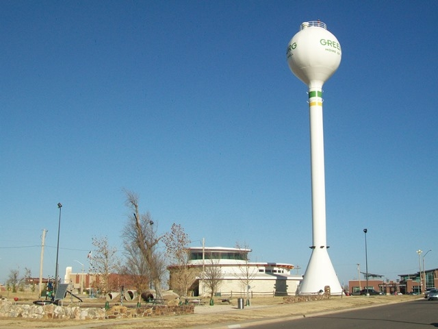 Big Well Museum and Greensburg City Water Tower