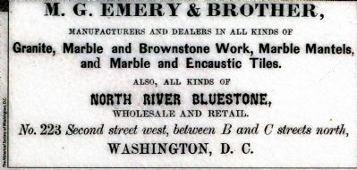 M.G. Emery & Brother image. Click for full size.