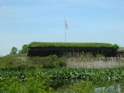 Fort Mifflin & Moat image. Click for full size.