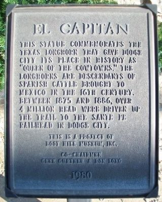 El Capitan Marker image. Click for full size.