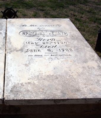 The Grave of Patrick Henry at Red Hill image. Click for full size.