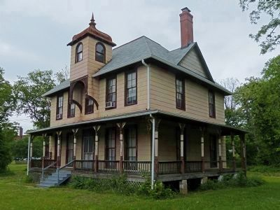 George M. Lightfoot House image. Click for full size.
