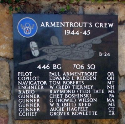 446th Bomb Group 706 Sq image. Click for full size.