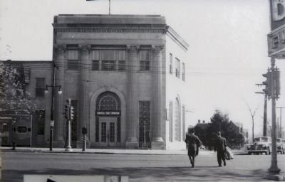 Bank of Brightwood Building image. Click for full size.