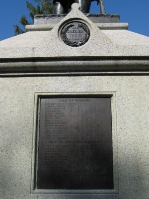 Middletown Soldiers Monument image. Click for full size.