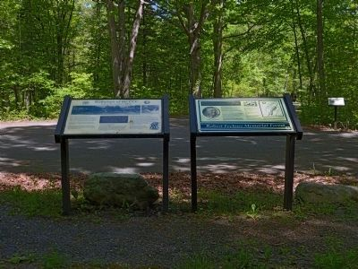 Robert Fechner Memorial Forest Marker image. Click for full size.