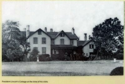 The Lincoln Cottage at Soldier's Home image. Click for full size.