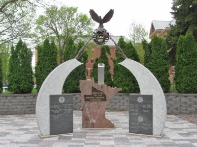 Brown County Veterans Memorial image. Click for full size.