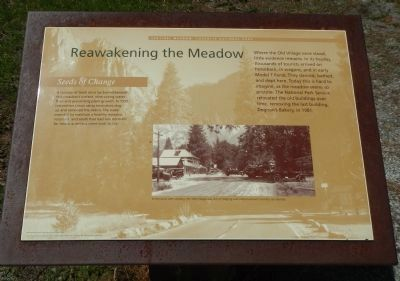 Reawakening the Meadow Marker image. Click for full size.