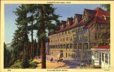 Glacier Point Hotel image. Click for full size.
