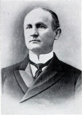 Charles B. Aycock image. Click for full size.