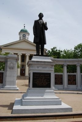 Andrew G. Curtin Statue image. Click for full size.