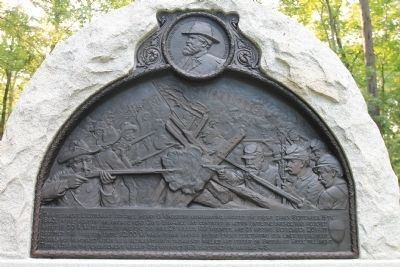 14th Ohio Infantry Monument image. Click for full size.