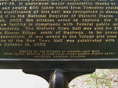 Close-up of Marker Date image. Click for full size.