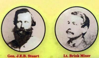 James Ewell Brown Stuart & Brinkerhoff Miner image. Click for full size.