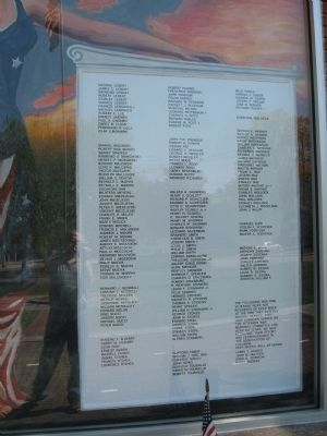 Deep River Veterans Memorial image. Click for full size.
