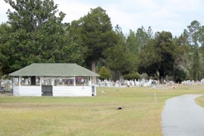 Swift Creek Cemetery image. Click for full size.