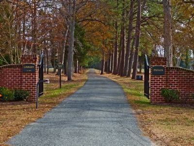 The Gates of Lombardy Plantation image. Click for full size.